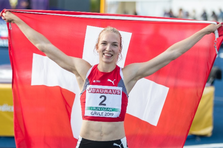 Géraldine Ruckstuhl – U23 Europameisterin!